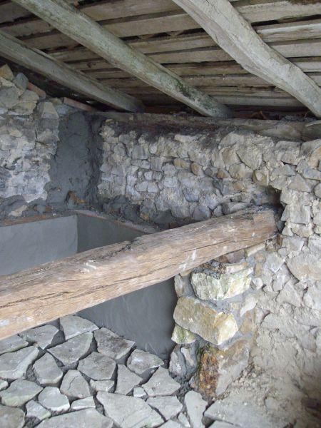 Construction des fondations murs porteurs et des dalles for Construction four a pain